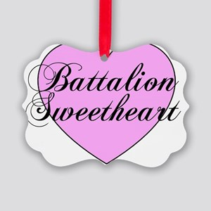 battsweet Picture Ornament