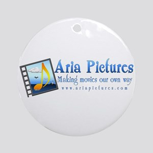 Aria Pictures Collector Ornament (Round)