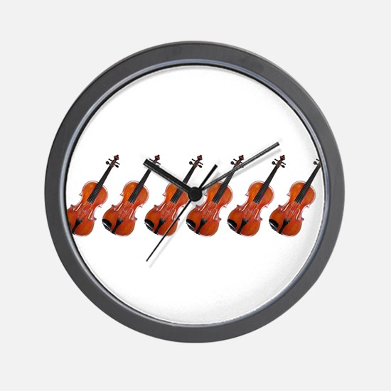 Viola Design 1 Wall Clock