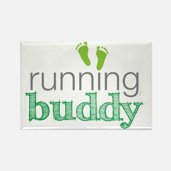 running buddy babyG Rectangle Magnet