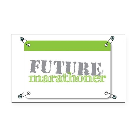 futureg Rectangle Car Magnet