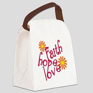 fhl pink MUG best Canvas Lunch Bag