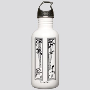 2007_7x7_b Stainless Water Bottle 1.0L