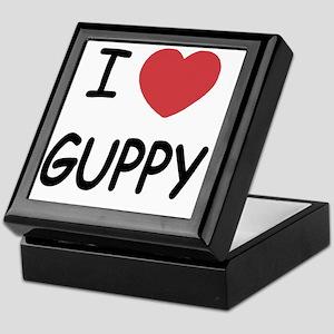 GUPPY Keepsake Box