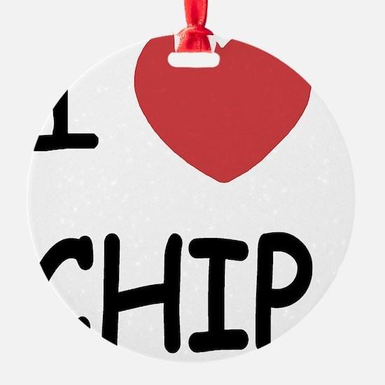 CHIP Ornament