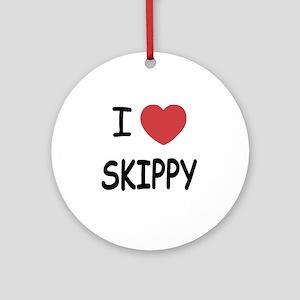 SKIPPY Round Ornament