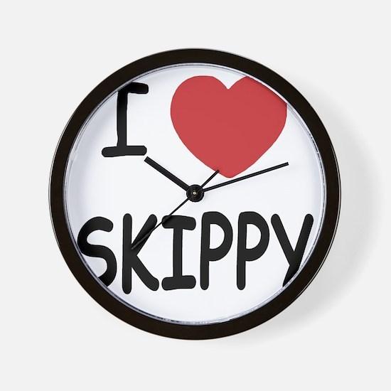 SKIPPY Wall Clock