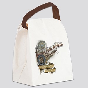 PLP Logo Canvas Lunch Bag