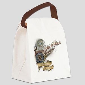 PLP Logo Canvas Lunch Bag