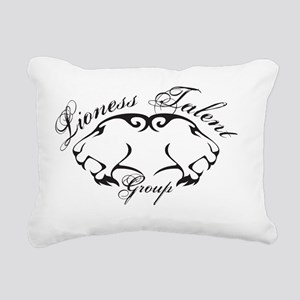 ltgtee Rectangular Canvas Pillow