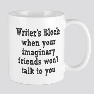 writers-block3 Stainless Steel Travel Mugs