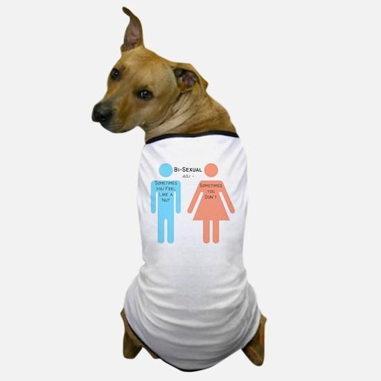 Bi-sexual Dog T-Shirt