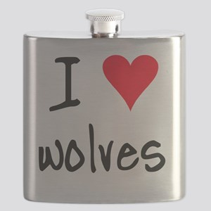 iheartwolves Flask