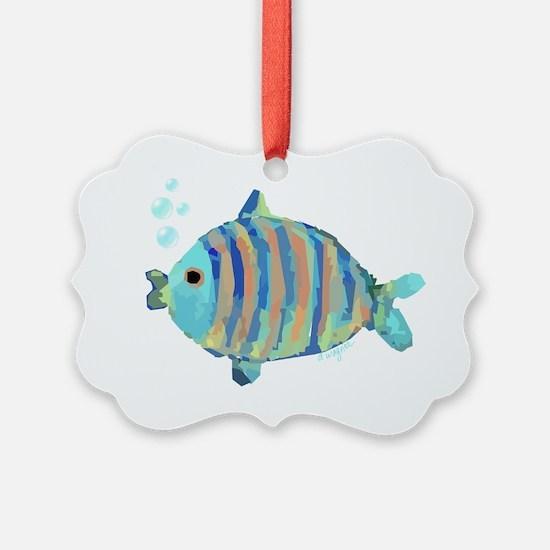 Big Fish Ornament