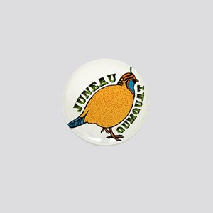 Juneau Qumquat Mini Button