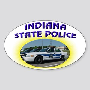 indianavictoria Sticker (Oval)