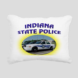 indianavictoria Rectangular Canvas Pillow