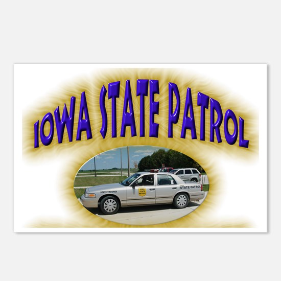 IOWASP Postcards (Package of 8)