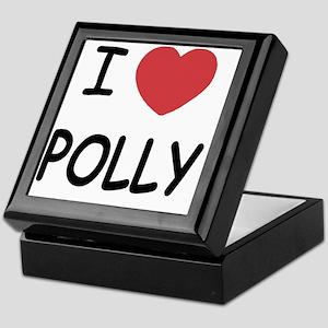 POLLY Keepsake Box