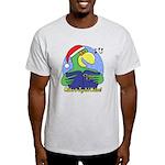Joyful Noise Christmas Parrot Light T-Shirt
