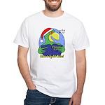 Joyful Noise Christmas Parrot T-Shirt