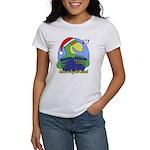 Joyful Noise Christmas Parrot Women's T-Shirt