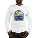 Joyful Noise Christmas Parrot Long Sleeve T-Shirt