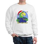 Joyful Noise Christmas Parrot Sweatshirt