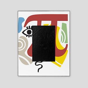 Pi Symbol Pi-Casso Picture Frame