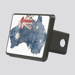 vintageAustralia7 Rectangular Hitch Cover