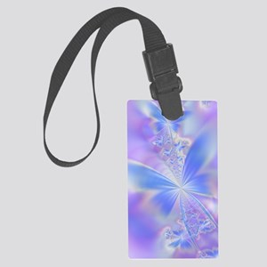 Stainless Innocence Large Luggage Tag