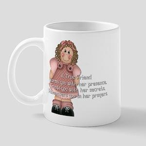 A True Friend... Mug