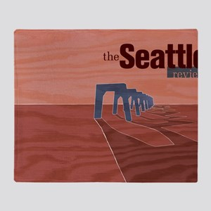 The Seattle Review 2012 Throw Blanket