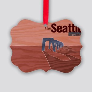 The Seattle Review 2012 Picture Ornament