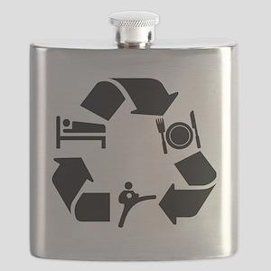 taekwondo Flask