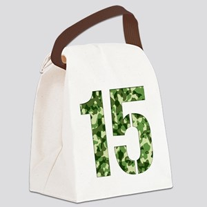15 Canvas Lunch Bag