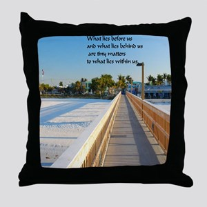 future15.35x15.35 Throw Pillow