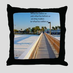 future15.35x15.35 Throw Pillow