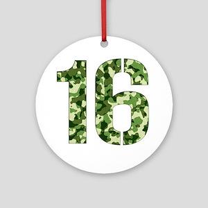 16 Round Ornament