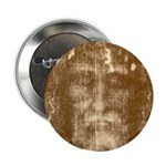 "Shroud of Turin 2.25"" Button (100 pack)"