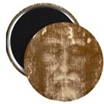 "Shroud of Turin 2.25"" Magnet (100 pack)"