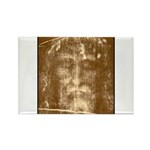 Shroud of Turin Rectangle Magnet (100 pack)