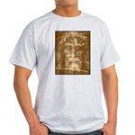 Shroud of Turin Light T-Shirt