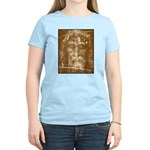 Shroud of Turin Women's Light T-Shirt