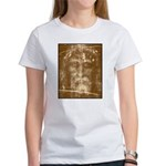 Shroud of Turin Women's T-Shirt
