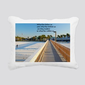 future9.5x8 Rectangular Canvas Pillow