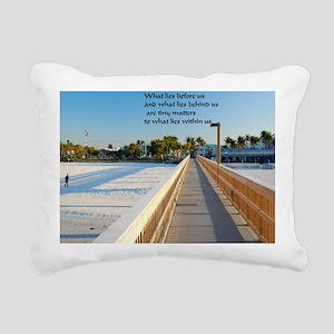 future9.5x8 Rectangular Canvas Pillow