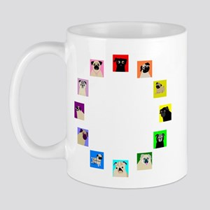 CircleOPugs Mug