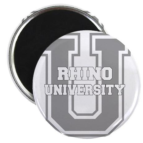 rhinou_black Magnet