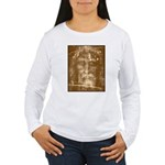 Shroud of Turin Women's Long Sleeve T-Shirt